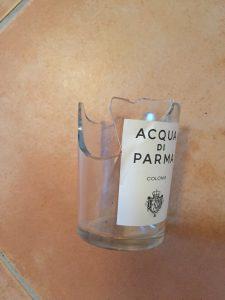 Glas kaputt