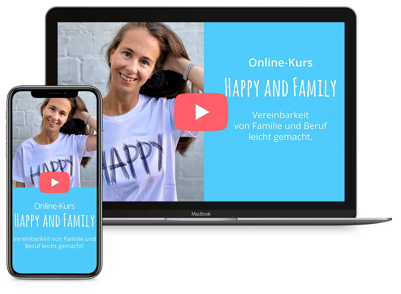 Onlinekurs Happy and Family